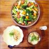 木村文乃の料理【ふみ飯】食器が可愛い!味は?結婚したいファン増!