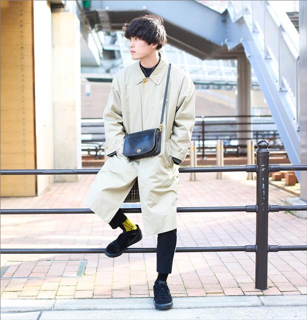 樫尾篤紀,モデル